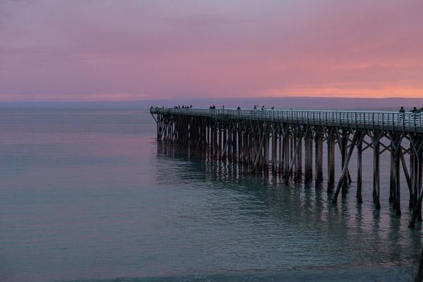 San Simeon, California