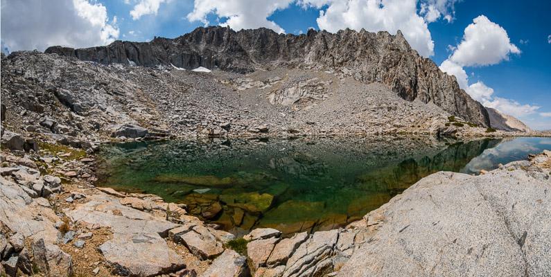 Palisades Range, Eastern Sierra Nevada, California
