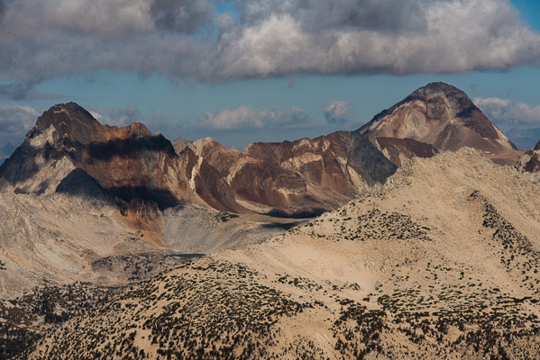 Pioneer Basin, Eastern Sierra, California
