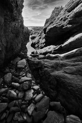 San Simeon Point, California