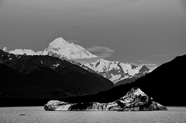 Alsek Lake, Alaska