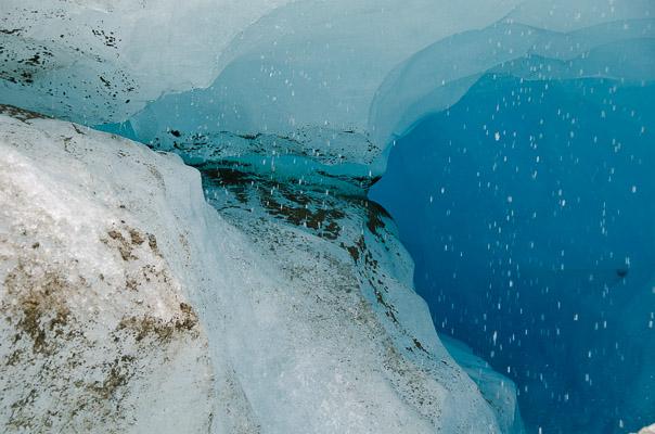 Walker Glacier, Alaska