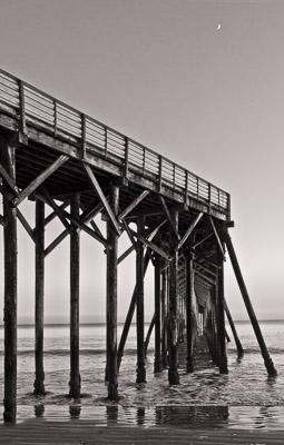 Wm. Randolph Hearst State Beach, California