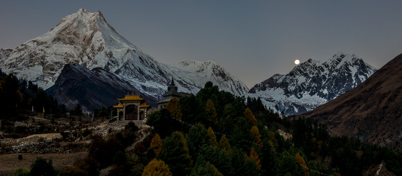 Lho, Nepal