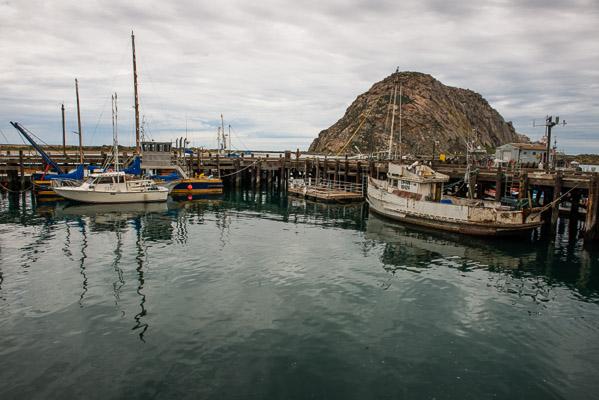 Morro Bay Harbor, California