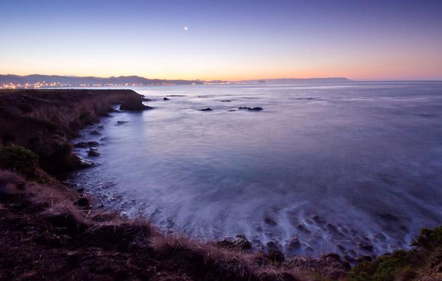 Estero Bluffs, Cayucos, California